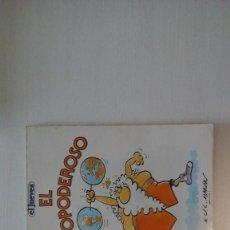 Coleccionismo de Revista El Jueves: EL TODOPODEROSO. COL. PENDONES DEL HUMOR. NUM. 58. Lote 271534678