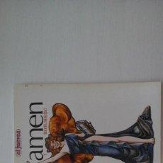 Coleccionismo de Revista El Jueves: MAMEN. COL. PENDONES DEL HUMOR. NUM. 50. Lote 271534938