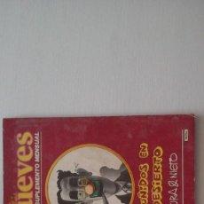 Coleccionismo de Revista El Jueves: GROUÑIDOS EN EL DESIERTO. EL JUEVES. SUPLEMENTO SEMANAL. VENTURA&NIETO.. Lote 271627298