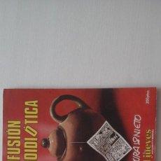 Coleccionismo de Revista El Jueves: INFUSIÓN MACROIDIÓTICA. EL JUEVES. SUPLEMENTO SEMANAL. VENTURA&NIETO.. Lote 271629798