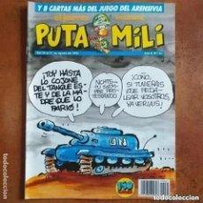 Collectionnisme de Magazine El Jueves: PUTA MILI NUM 61. Lote 274830523