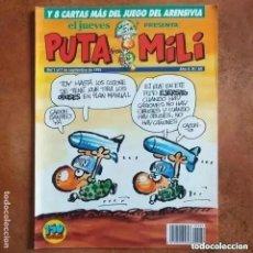 Collectionnisme de Magazine El Jueves: PUTA MILI NUM 62. Lote 275188338
