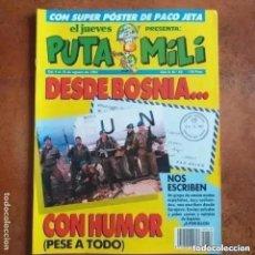 Collectionnisme de Magazine El Jueves: PUTA MILI NUM 58. Lote 275452068