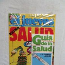 Coleccionismo de Revista El Jueves: REVISTA EL JUEVES EXTRA Nº 563 MARZO DE 1988 SALUD. Lote 276940048