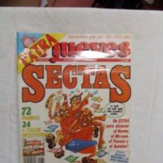 Coleccionismo de Revista El Jueves: REVISTA EL JUEVES EXTRA Nº 615 SECTAS. Lote 276940638