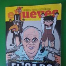 Coleccionismo de Revista El Jueves: EL JUEVES. Lote 277170293