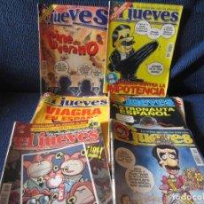 Colecionismo da Revista El Jueves: LOTE DE 20 REVISTAS EL JUEVES. Lote 280535433