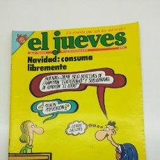 Coleccionismo de Revista El Jueves: EL JUEVES Nº 81, DICIEMBRE 1978. Lote 287184348