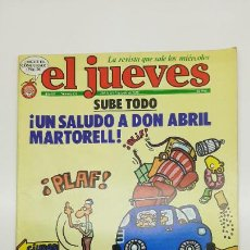 Coleccionismo de Revista El Jueves: EL JUEVES Nº 111, JULIO 1979. Lote 287184473
