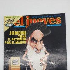Coleccionismo de Revista El Jueves: EL JUEVES Nº 130, NOVIEMBRE 1979. Lote 287184538