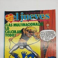 Coleccionismo de Revista El Jueves: EL JUEVES Nº 131, NOVIEMBRE 1979. Lote 287184543