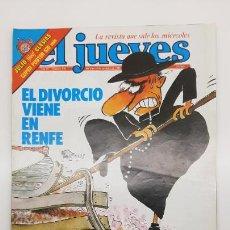 Coleccionismo de Revista El Jueves: EL JUEVES Nº 176, OCTUBRE 1980. Lote 287184703