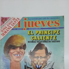 Coleccionismo de Revista El Jueves: EL JUEVES Nº 203, ABRIL 1981. Lote 287184813
