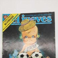 Coleccionismo de Revista El Jueves: EL JUEVES Nº 240, DICIEMBRE 1981. Lote 287184968