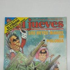 Coleccionismo de Revista El Jueves: EL JUEVES Nº 241, ENERO 1982. Lote 287185073