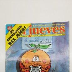 Coleccionismo de Revista El Jueves: EL JUEVES Nº 243, ENERO 1982. Lote 287185118