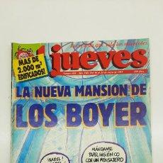 Coleccionismo de Revista El Jueves: EL JUEVES Nº 608, ENERO 1989. Lote 287185238