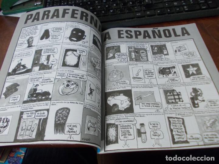 Coleccionismo de Revista El Jueves: Pendones del Humor nº 147 El profesor cojonciano presenta Vamos a darnos un homenaje. 1.999 - Foto 3 - 288326218