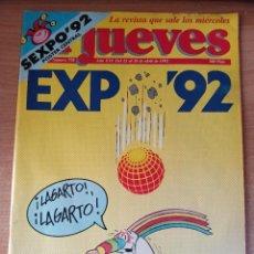 Coleccionismo de Revista El Jueves: EL JUEVES Nº 778. Lote 288344998