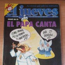 Coleccionismo de Revista El Jueves: EL JUEVES Nº 880. Lote 288345093