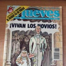 Coleccionismo de Revista El Jueves: EL JUEVES Nº 825. Lote 288345183
