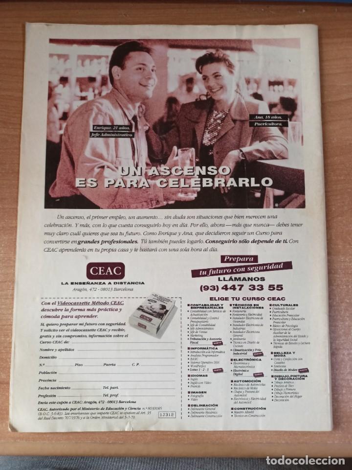 Coleccionismo de Revista El Jueves: El jueves Nº 825 - Foto 2 - 288345183