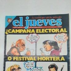 Coleccionismo de Revista El Jueves: EL JUEVES Nº 91, FEBRERO 1979. Lote 293363503