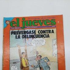 Coleccionismo de Revista El Jueves: EL JUEVES Nº 102, MAYO 1979. Lote 293363568
