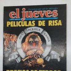 Coleccionismo de Revista El Jueves: EL JUEVES Nº 175, OCTUBRE 1980. Lote 293363803