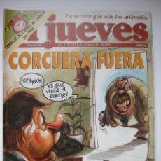 Coleccionismo de Revista El Jueves: REVISTA EL JUEVES. Lote 294025363