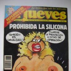 Coleccionismo de Revista El Jueves: REVISTA EL JUEVES. Lote 294026423