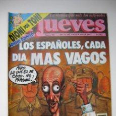 Coleccionismo de Revista El Jueves: REVISTA EL JUEVES. Lote 294057103