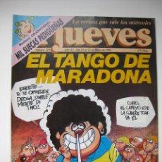 Coleccionismo de Revista El Jueves: REVISTA EL JUEVES. Lote 294057418