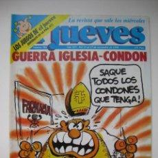 Coleccionismo de Revista El Jueves: REVISTA EL JUEVES. Lote 294058078