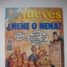 Coleccionismo de Revista El Jueves: REVISTA EL JUEVES. Lote 294059698