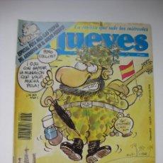 Coleccionismo de Revista El Jueves: REVISTA EL JUEVES. Lote 294060668