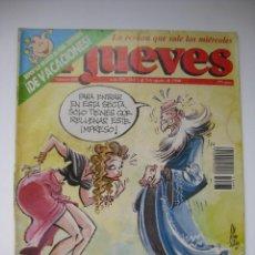 Coleccionismo de Revista El Jueves: REVISTA EL JUEVES. Lote 294061908