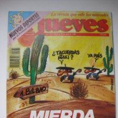 Coleccionismo de Revista El Jueves: REVISTA EL JUEVES. Lote 294065723