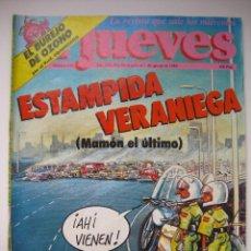 Coleccionismo de Revista El Jueves: REVISTA EL JUEVES. Lote 294068658