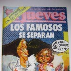 Coleccionismo de Revista El Jueves: REVISTA EL JUEVES. Lote 294079488