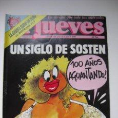 Coleccionismo de Revista El Jueves: REVISTA EL JUEVES. Lote 294080073