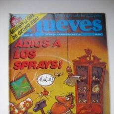 Coleccionismo de Revista El Jueves: REVISTA EL JUEVES. Lote 294080753