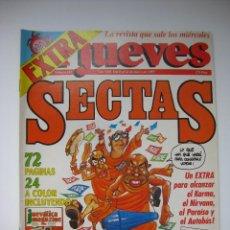Coleccionismo de Revista El Jueves: REVISTA EL JUEVES EXTRA. Lote 294081373