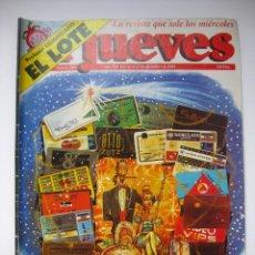 Coleccionismo de Revista El Jueves: REVISTA EL JUEVES. Lote 294082838