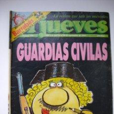 Coleccionismo de Revista El Jueves: REVISTA EL JUEVES. Lote 294083813