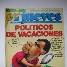 Coleccionismo de Revista El Jueves: REVISTA EL JUEVES. Lote 294084558
