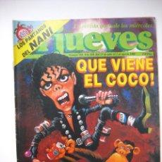 Coleccionismo de Revista El Jueves: REVISTA EL JUEVES. Lote 294085308