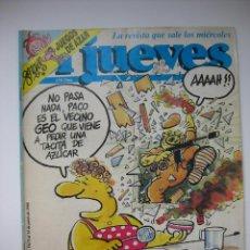 Coleccionismo de Revista El Jueves: REVISTA EL JUEVES. Lote 294086313