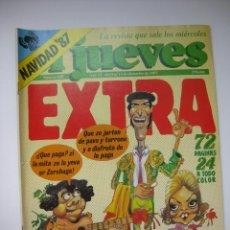 Coleccionismo de Revista El Jueves: REVISTA EL JUEVES EXTRA. Lote 294087713