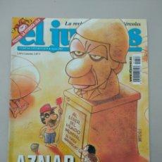 Coleccionismo de Revista El Jueves: EL JUEVES NÚM 1368, AGOSTO 2003.. Lote 295633088
